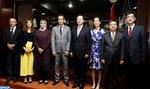 Le renforcement des relations parlementaires au centre d'entretiens maroco-chinois à Rabat
