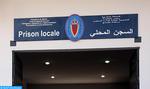Prison locale Ain Sebaa 1: Les symptômes pathologiques de certains détenus d'Al Hoceima, absents de la séance d'audience n'ont aucun lien avec les conditions de détention