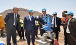 Suivi des projets relatifs au renforcement et à la sécurisation de l'approvisionnement en eau potable dans les villes de Ouarzazate et de Zagora