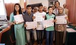 Casablanca : Remise des prix du concours jeunes reporters pour l'environnement