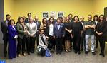 M. Qotbi tient à Rabat une réunion de travail avec le Directeur de la foire d'art contemporain de Madrid