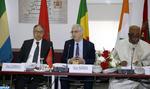 Réunion à Rabat de l'Union des Conseils économiques et sociaux d'Afrique, consacrée à son positionnement au sein de l'UA et de la CEDEAO