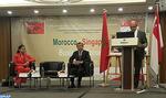 Singapour: des hommes d'affaires marocaines et singapouriens examinent les opportunités de partenariats bilatéraux