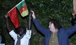 Un sit-in devant l'ambassade de la Libye à Rabat pour dénoncer la traite des êtres humains