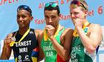 18ème édition des Jeux méditerranéens: participation des Marocains Badr Siwane et Nabil Kouzkouz aux compétitions de Triathlon à Tarragone