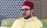 SM le Roi, Amir Al Mouminine, accomplit la prière du Vendredi à la mosquée Palestine à Casablanca