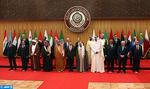 Jordanie: Ouverture des travaux du 28è sommet de la Ligue Arabe à la Mer Morte