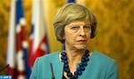 """Brexit: Theresa May s'attend à une """"semaine intense"""" de négociations"""