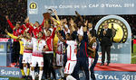 Super Coupe de la CAF 2018: Le WAC remporte son premier titre aux dépens du TP Mazembe (1-0)