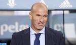 Zinédine Zidane, candidat au titre de meilleur entraineur FIFA de l'année