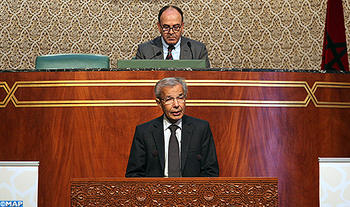 SM le Roi adresse un message au 3-ème Forum parlementaire sur la justice sociale