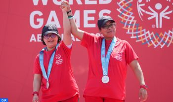 Special Olympics 2019 : belle moisson pour le Maroc, 47 médailles dont 12 en or