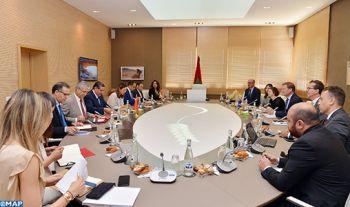L'université d'Adélaïde intéressée par un partenariat à long terme avec le Maroc dans les domaines de l'Agriculture et de la formation