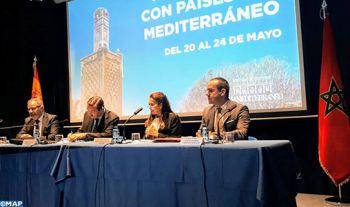 """Casa Mediterráneo consacre au Maroc la 6ème édition de son cycle """"Rencontre avec des pays de la Méditerranée"""""""