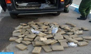 Bab Sebta: Saisie de 10 kg de chira