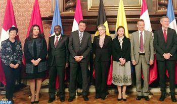 L'Ambassade du Maroc en Colombie prend part à la célébration officielle de la Journée internationale de la Francophonie