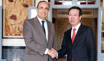 Le Maroc et le Vietnam veulent renforcer leurs relations parlementaires et bilatérales