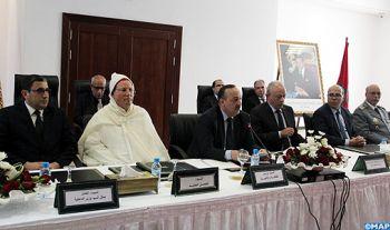Installation du nouveau gouverneur de la province de Larache