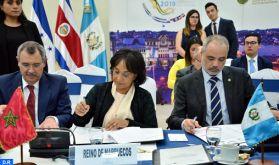 La promotion de la coopération sud-sud au centre du 1er Forum Maroc-Système d'Intégration d'Amérique centrale