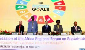 Marrakech : Le Maroc élu président du Forum Régional Africain sur le Développement Durable