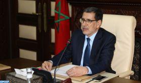 M. Saâd Dine El Otmani: L'accord tripartite contribuera à la paix sociale