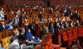 La Chambre des représentants adopte trois projets de lois relatifs aux terres Soulaliyates