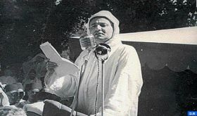 60è Anniversaire de la disparition de Feu SM Mohammed V, hommage à la mémoire du Père de la Nation et symbole de la lutte anti-coloniale
