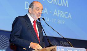 """Le Forum Crans Montana a contribué au rayonnement du Maroc et de Dakhla, malgré les """"dérangements et la jalousie"""" suscités chez certaines parties"""