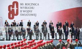 Seconde Guerre mondiale: le souvenir d'un passé toujours présent en Pologne