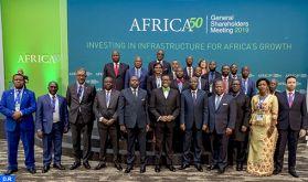 AG d'Africa50 : Plaidoyer pour combler le déficit d'infrastructures en Afrique