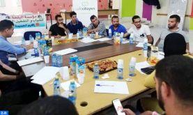 Le rôle primordial des jeunes dans la promotion de l'éducation mis en exergue à Al Hoceima