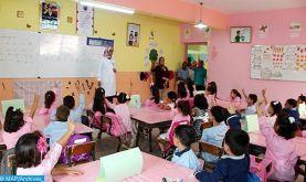 Al Hoceima: Plus de 75.000 élèves rejoignent les bancs de l'école