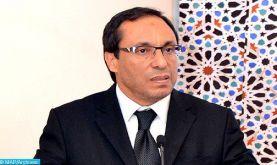 M. Amara entame une visite aux Etats-Unis visant le renforcement de la coopération bilatérale dans le domaine de l'eau