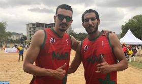 Beach-Volley: le Maroc qualifié pour le Mondial 2019