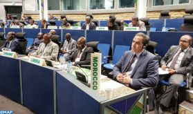 Le Maroc renouvelle à Addis-Abeba son soutien aux aspirations du peuple libyen à l'édification d'un État démocratique, solidaire et unifié