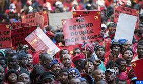 Afrique du Sud: Une rentrée délicate sur fond de vives tensions