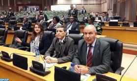 Une délégation d'afro-députés marocains en Afrique du Sud pour prendre part aux travaux du parlement panafricain