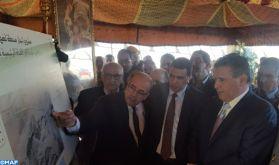 Nador: lancement de la construction d'une station de pompage d'appoint