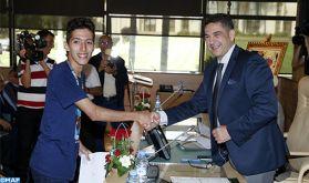 L'Académie Hassan II célèbre les lauréats du 10è concours général des sciences et techniques