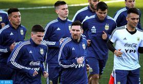 Les Albicelestes se préparent à Madrid pour leurs amicaux contre le Venezuela et le Maroc