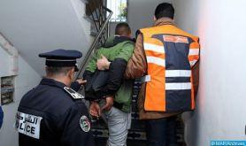 Imzouren: Arrestation de cinq individus soupçonnés d'organisation de l'immigration illégale et de traite humaine