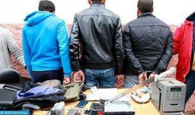 Aït Melloul: Arrestation de quatre suspects dans une affaire d'enlèvement, séquestration et demande de rançon