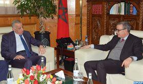 Le Maroc et la Palestine conviennent de renforcer leur coopération judiciaire