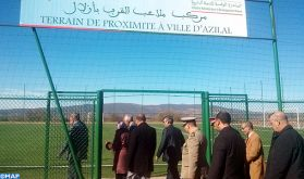 Azilal: La ville renforce ses infrastructures sportives