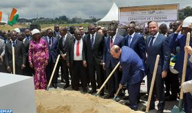 Baie de Cocody : Lancement des travaux d'aménagement du Carrefour de l'Indénié, confiés au Marocain SGTM
