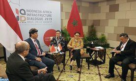 M. Amara plaide, à Bali, pour le renforcement du partenariat Afrique-Indonésie dans une logique gagnant-gagnant