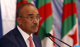 Bouteflika nomme son ministre de l'Intérieur à la tête du gouvernement