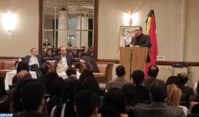 Des modèles de réussite marocains en Belgique partagent avec des étudiants leurs expériences inspirantes