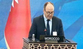 M. Benchamach plaide à Doha pour la promotion de l'éducation et des valeurs humaines dans le monde