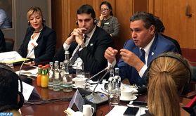 M. Akhannouch met en avant à Berlin le potentiel de la numérisation de l'agriculture marocaine